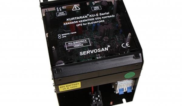 60VDCX-1000VA Special UPSs for Elevator
