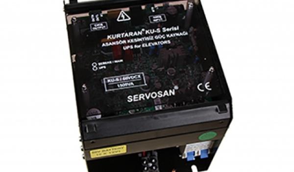60VDCX-1500VA Kesintisiz Güç Kaynağı